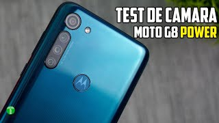MOTO G8 POWER TEST DE CÁMARA | Tecnocat