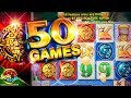 DAY & NIGHT 50 FREE SPINS BIG WIN !!! 5c Aristocrat Slot in CASINO