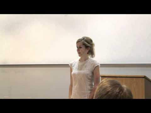 Martha Lane-Fox speaking to StartUp Summer participants