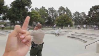 SKATERS VS POLICE | OMG
