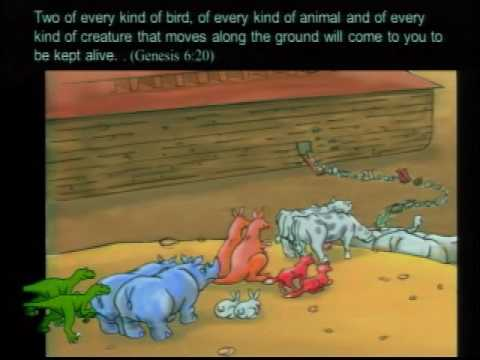 Dinosaurs: Lost World of the Bible