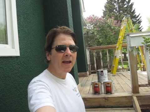 Flood Deck Stain Review: The Best Deck Stain | Calgary Painters