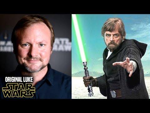 Star Wars! Original Luke Skywalker Explained! Rian Johnson (The Last Jedi)