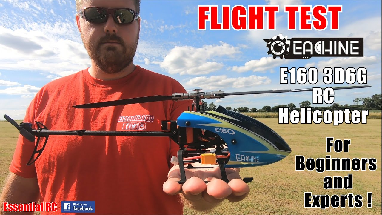 Eachine E160 6ch Dual Brushless 3d6g System Flybarless Rc Helicopter Bnf Compatible With Futaba S Fhss Sale Banggood Com Shopping Usa