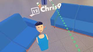how to babysit a kid in virtual reality