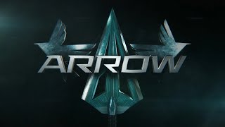 Green arrow intro