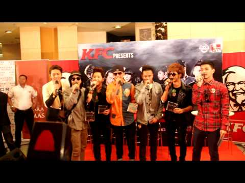 SM*SH - Pahat Hati (Press Conference Album Step Forward)