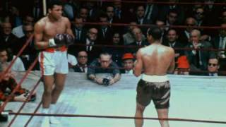 Muhammad Ali vs  Zora Folley HD