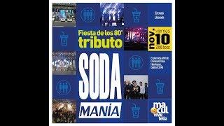 Fiesta de los 80's - SODAMANÍA