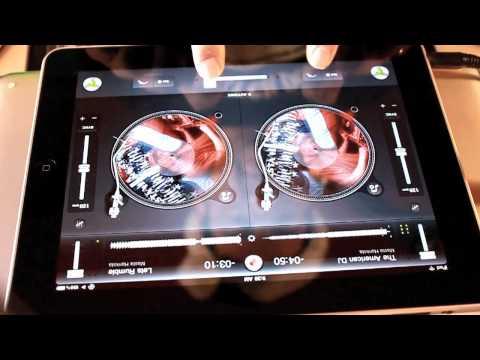 Learning How To Mix With Djay On The Ipad Masta Hanksta