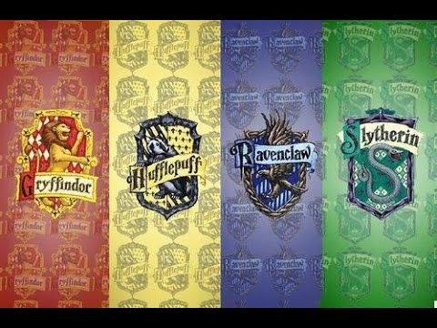 Caracter sticas de las casas de hogwarts youtube - Harry potter casas ...
