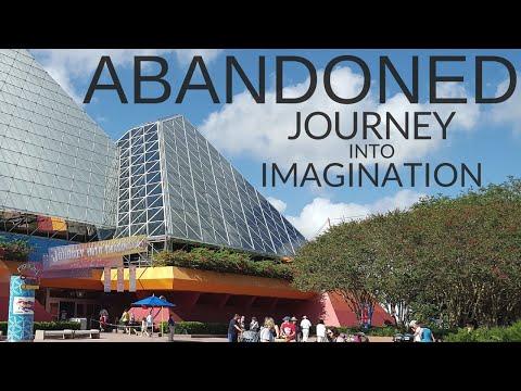 Abandoned - Journey Into Imagination