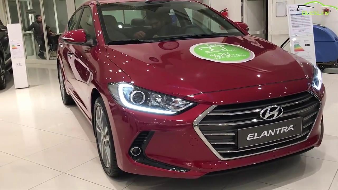 2019 Yeni Hyundai Elantra Elite Plus Inceleme Review Youtube