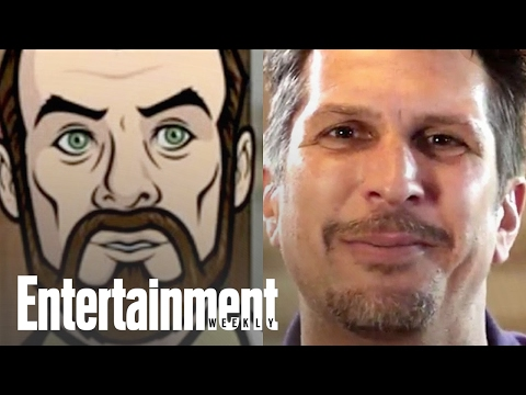 Archer: Lucky Yates Recaps The  In 30 Seconds  Entertainment Weekly