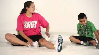 POWWOW SWEAT:  COOL DOWN