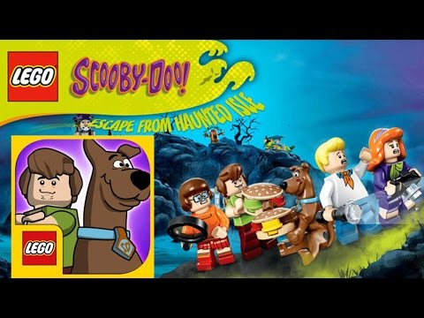 LEGO Scooby-Doo Escape from Haunted Isle Completed Gameplay Walkthrough