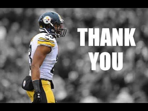 Mike Mitchell Career Steelers Tribute