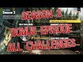 watch he video of Ghost Recon Wildlands Season 3 Bonus Episode All Challenges