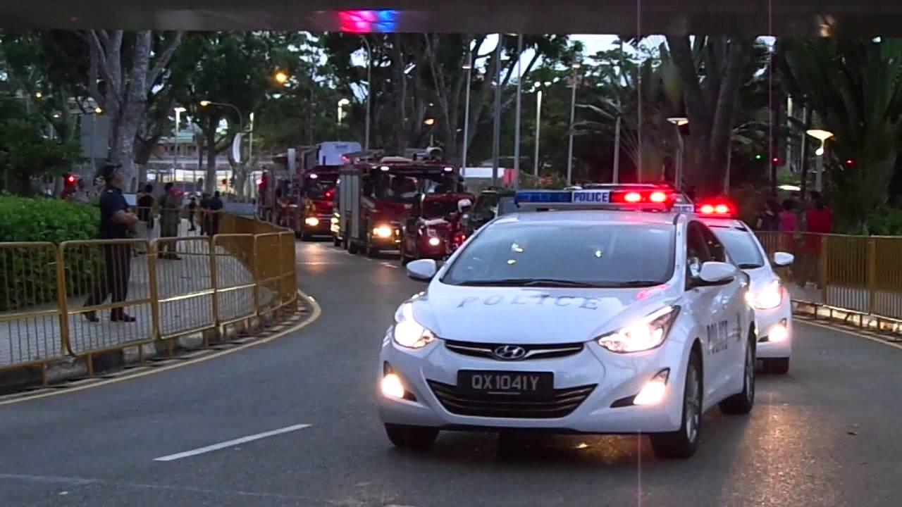 Singapore Police Force Hyundai Elantra Fast Response Car ...