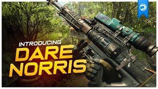 BO4 Trickshotting Montage: Introducing Dare Norris