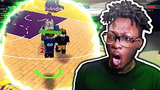 NBA 2K20 IS BROKEN SO I PLAYED ROBLOX INSTEAD.... #Fix2k20
