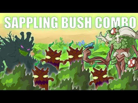 League of Legends: Sapling BUSH