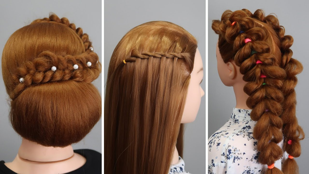 5 Braided Back To School HEATLESS Hairstyles! 🌺 Best Hairstyles for Girls