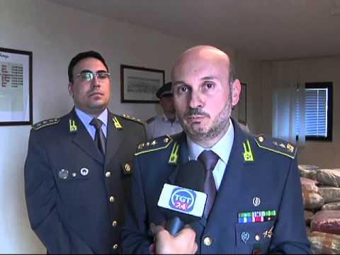 Firenze, maxi operazione anti-droga della Guardia di Finanza