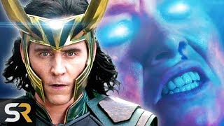 Marvel Theory: Thanos Sent Loki To Earth Because Of Captain Marvel