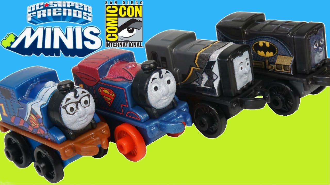 ROSIE as SUPERGIRL Thomas /& Friends Minis