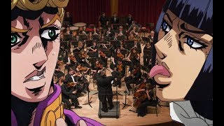 """JoJo Part 5: Golden Wind - OP 2 """"Uragirimono no Requiem"""" - Orc…"""