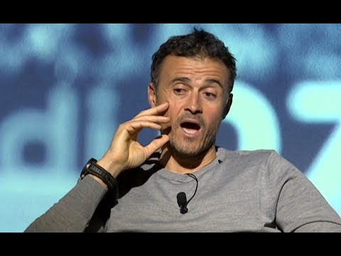 Exclusive interview with Luis Enrique (English)