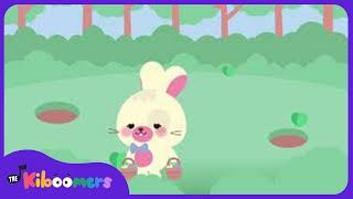 Easter Bunny | The Kiboomers | Bunny Hop | Kids Music