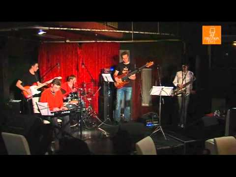 01 - Осипов Band - Appearance [A.Osipov] (Live 15.02.2011)