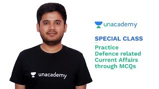 Special Class - Practice Defence related Current Affairs through MCQs - Abhishek Pandey