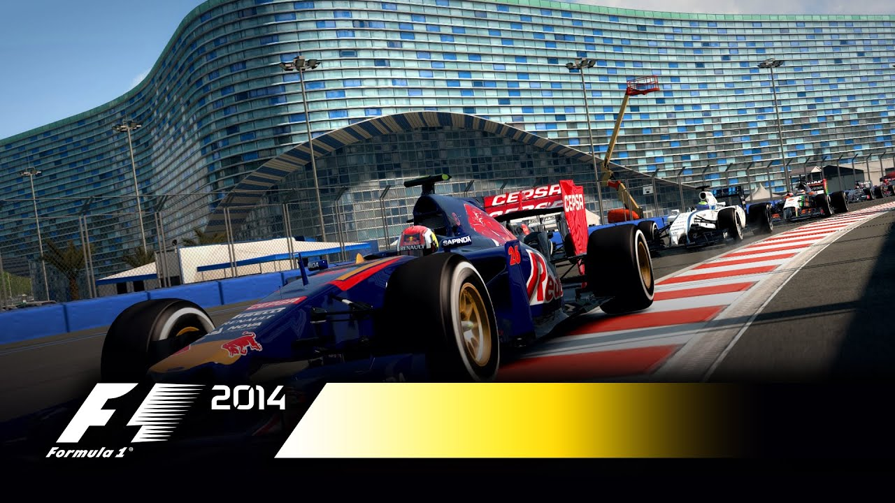 F1 2014 For Mac