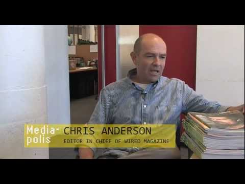 Chris Anderson Interview (English)