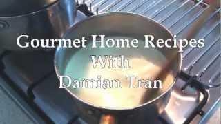 How To Make Vietnamese Sago And Banana Pudding