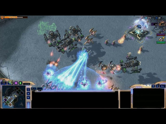 StarCraft II Direct Strike #1 — знакомство, камбек за протоса