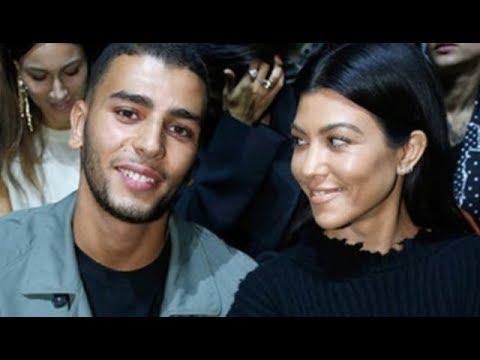 SERIOUSLY!!! Kourtney Kardashian's BF Younes Bendjima Joining 'KUWTK' Full-Time?!!! - VIDEO