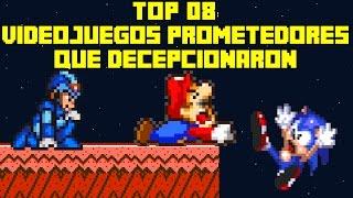 Top 08: Videojuegos Prometedores que Decepcionaron - Pepe el Mago
