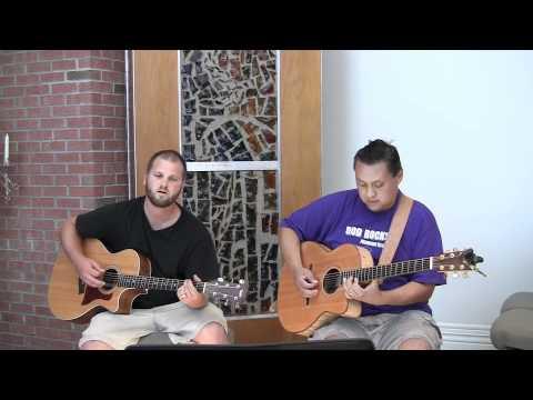 """Drew and Rafael singing """"This Day"""" by Jadon Lavik"""