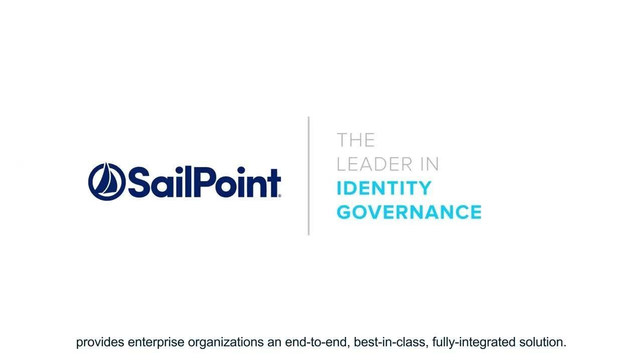 Identity for Okta | SailPoint