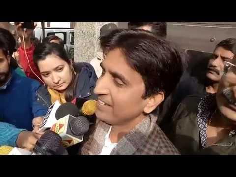 Kumar Vishwas on Kejriwal and Rajyasabha