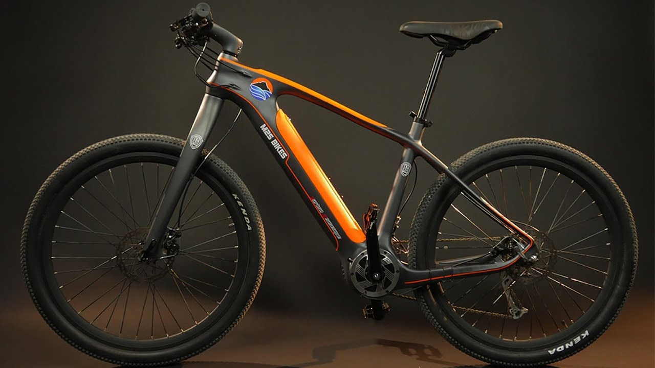 Top 5 Coolest E Bikes Smartest Electric Bicycles You Can