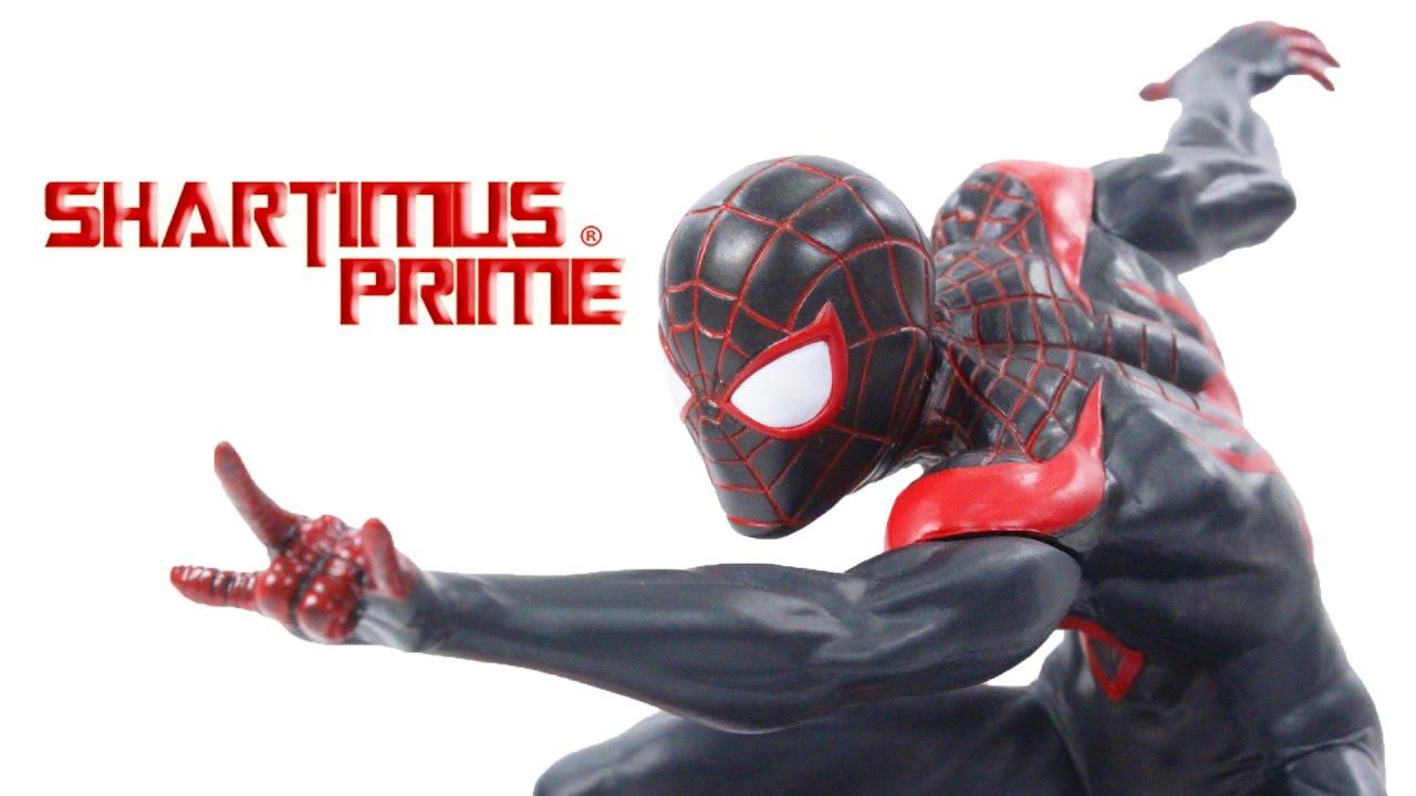 Miles Morales Statue new in box Kotobukiya Marvel Ultimate Spider-Man ARTFX