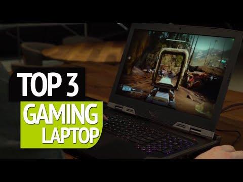 TOP 3: Best Gaming Laptop 2018