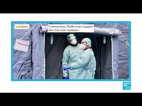 Coronavirus: France, Italie...comment gérer la crise sanitaire ?