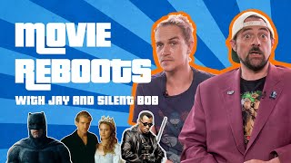 Kevin Smith & Jason Mewes on Past, Present, and Future Reboots | Jay & Silent Bob Reboot Interview