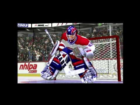 NHL 2003 (PLAYSTATION 2) Tampa Bay vs Montreal